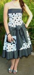 Коктельное-выпускное платье