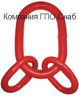 Звенья для строп от ГПО-Снаб в Украине.