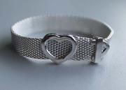 Браслет . Серебряная копия модного бренда Tiffany&Co (H058)