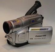 Продам полупрофессиональную видеокамеру JVC GR-SXM49E + Cумка,  2 кассе