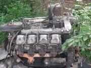 Продам б/у двигатель + б/у коробку передач КАМАЗ