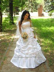 Обменяю свадебное платье на йорка мини