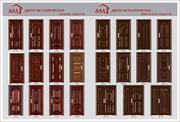 Оптовая продажа входных металлических дверей в Луганске и области