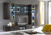 Стенки и мебель для гостиной по самым низким ценам
