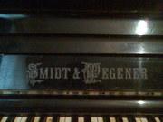 Продам антикварное пианино Smidt & Wegener