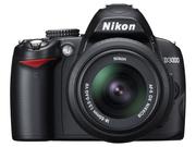 Продам фотоаппарат Nikon D3000