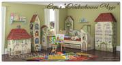Продам детскую корпусную мебель дизайн-студии  Обыкновенное чудо