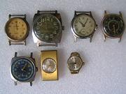 Часы советского периода