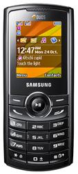 Samsung GT-E2232 Duos Black