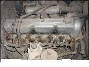 двигатель NISSAN (PATROL LAUREL) LD-28 1988г.