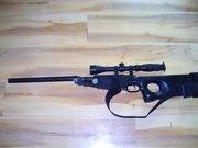 Продам пружинно-поршневую винтовочку handmade