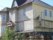 Утепление фасадов и стен домов – система «Полифасад»