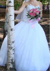 Свадебное платье ЛУГАНск