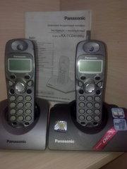 Радиотелефон Panasonik KX-TCD410 RUT