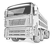 Разборка китайского грузовика JAC 1020KR