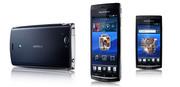 Sony Ericsson X12  2Sim+Wi-Fi.