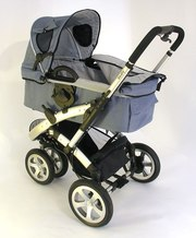 Колеса передние и задние для коляски geoby joss