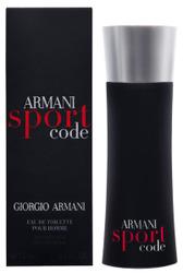 Продам тестер оригинального мужского парфюма Armani Code Sport  75 ml