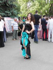 Эксклюзивное выпускное платье от TarikEdiz