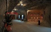 Соляная шахта экскурсия