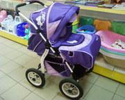 Продам детскую коляску-трансформер.качество хорошее.Фирма Viking (eco-