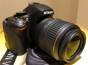 Nikon D5100 18-55 Kit + шатив,  сумка,  флэшка и микрофибра. ОФ. ГАРАНТИЯ!