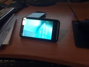 HTC HD7 + чехол