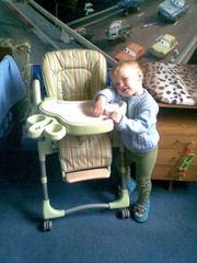 продам детский стул для кормления бу