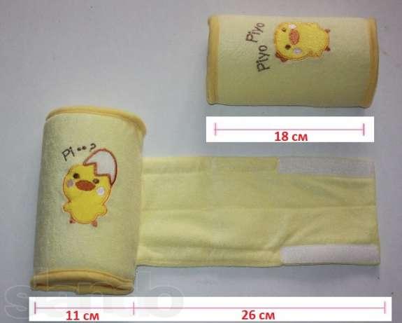 Как сшить подушку для грудничка своими руками
