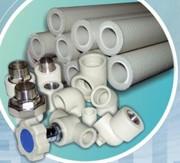Полипропиленовые фитинги для отопления и водоотведения Луганск