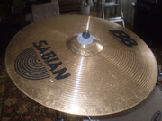 Продается комплект тарелок Sabian B8 performanse set+(б/у)
