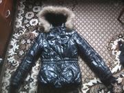 курточка зимняя 46 48размер