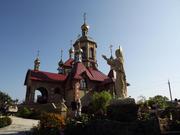 Янтарный храм и Лесная дача - экскурсия.