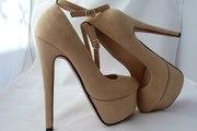 Туфли женские НОВЫЕ замш