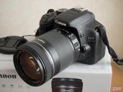 Продам Canon 550d kit 18-135