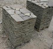 Дикий камень,  песчаник. Бутовый камень,  валуны.