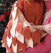 Новогодний костюм Птички