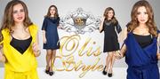 Olis-style - женская одежда больших размеров оптом от производителя