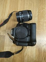 Canon EOS550D EF-S 18-55