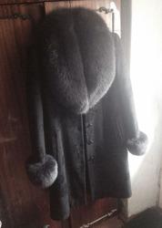 Пальто зимнее классическое