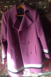 Весеннее цветное пальто