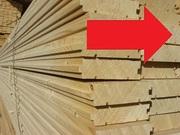 Доска для пола (половая) деревянная высшего сорта! Скидка!