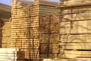 Брус  деревянный 2,  4 и 6 метров !