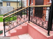 Кованые лестницы,  перила,  ограждения от производителя