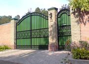 Ворота распашные,  откатные,  гаражные