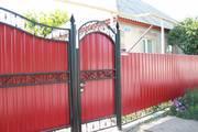 Ворота распашные,  гаражные,  откатные