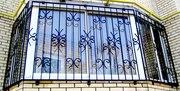 Решетки кованые на окна в Луганске