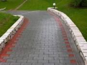 Плитка тротуарная еврозабор — Луганськ