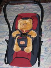 Продам детское кресло-шезлонг(лежак) ф. tako для отдыха ребёнка