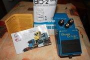 Продам б/у Луганск примочку для гитары BOSS BD-2